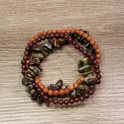 Vitality Bracelet Set