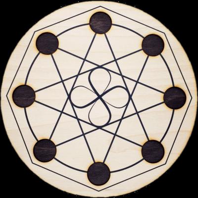 Infinite Prosperity & Blessings Grid 8