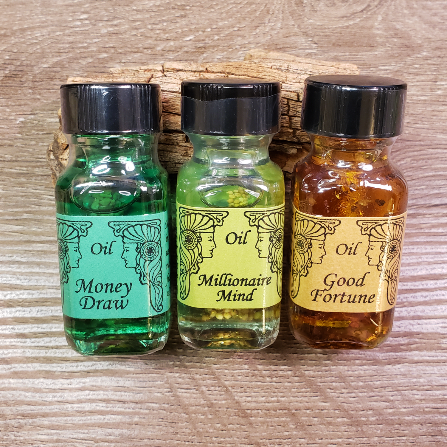 All The Riches - Ancient Memory Oil Set