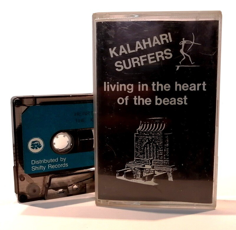Kalahari Surfers - Living in the Heart of the Beast