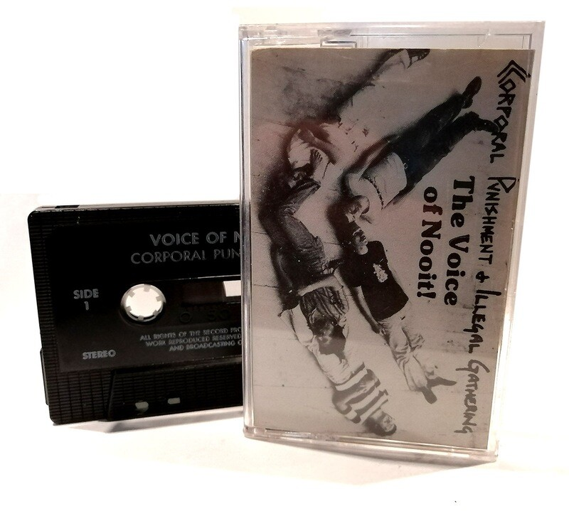 Corporal Punishment / Illegal Gathering - Voice of Nooit