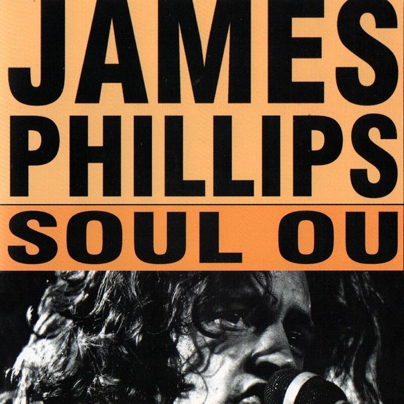 CD: James Phillips - Soul Ou