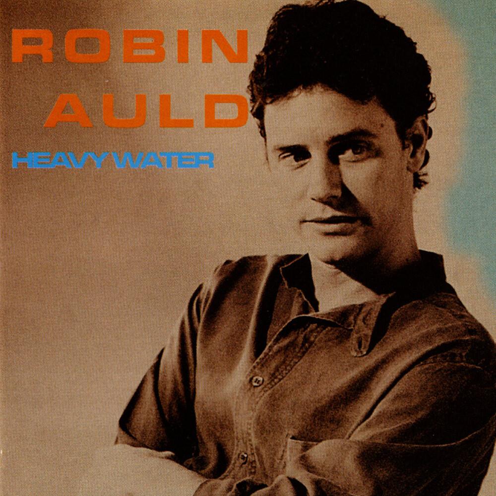 CD: Robin Auld - Heavy Water