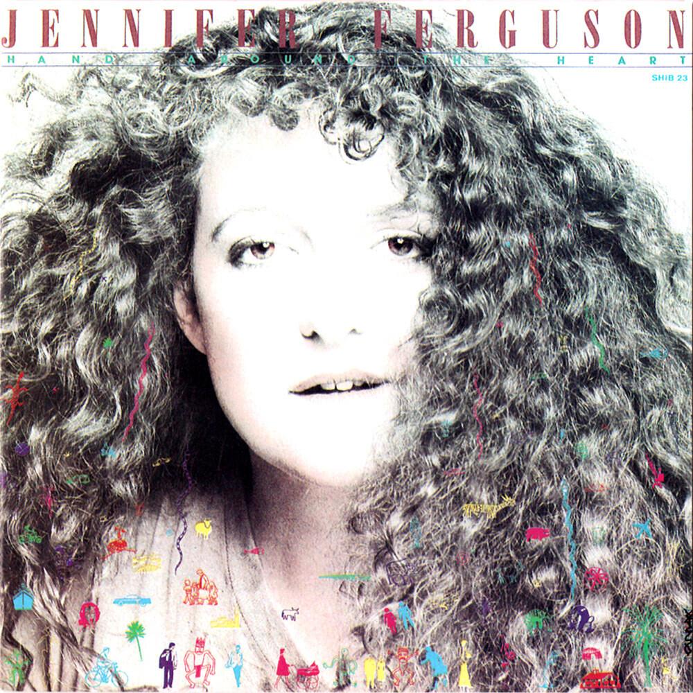 CD: Jennifer Ferguson - Hand Around The Heart
