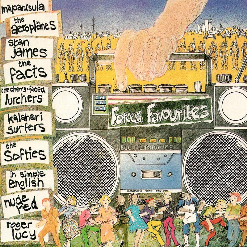 CD: Various Artists - Forces Favourites