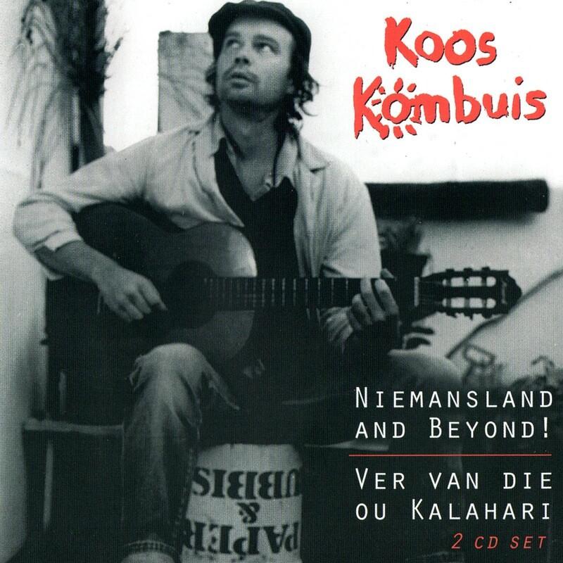CD: Koos Kombuis - Vêr Van Die Ou Kalahari/Niemandsland (2 CD Set)