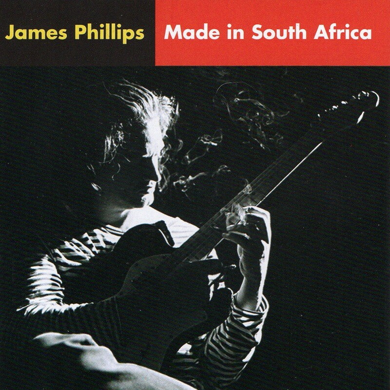 CD: James Phillips - Made in South Africa