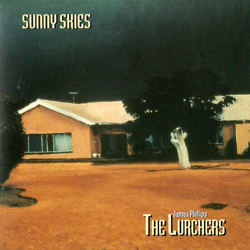 CD: James Phillips & The Lurchers - Sunny Skies