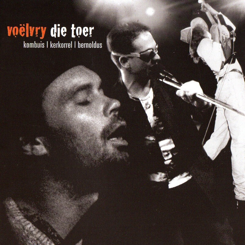 CD: Various Artists - Voëlvry Die Toer