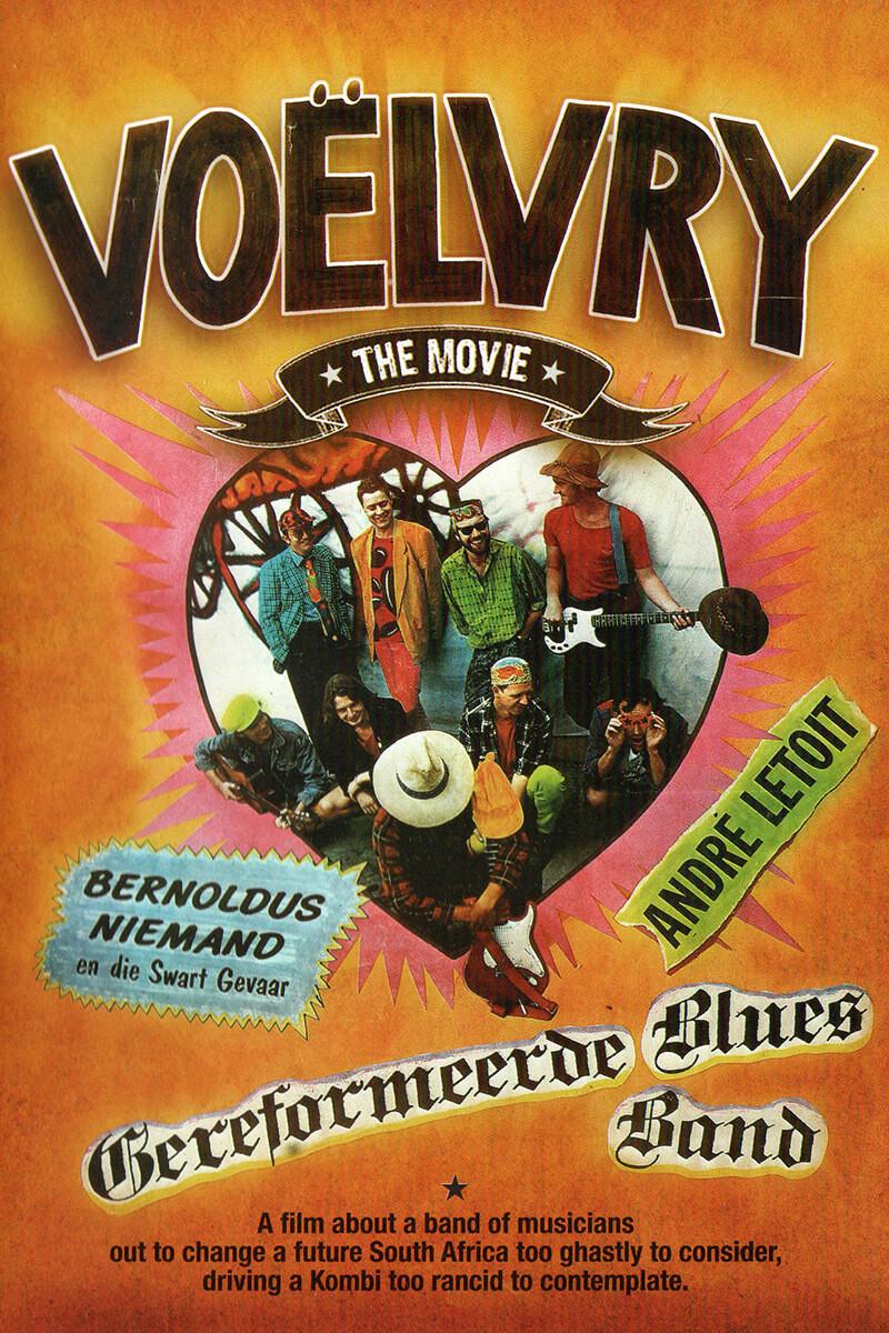 DVD: Voëlvry (The Movie)