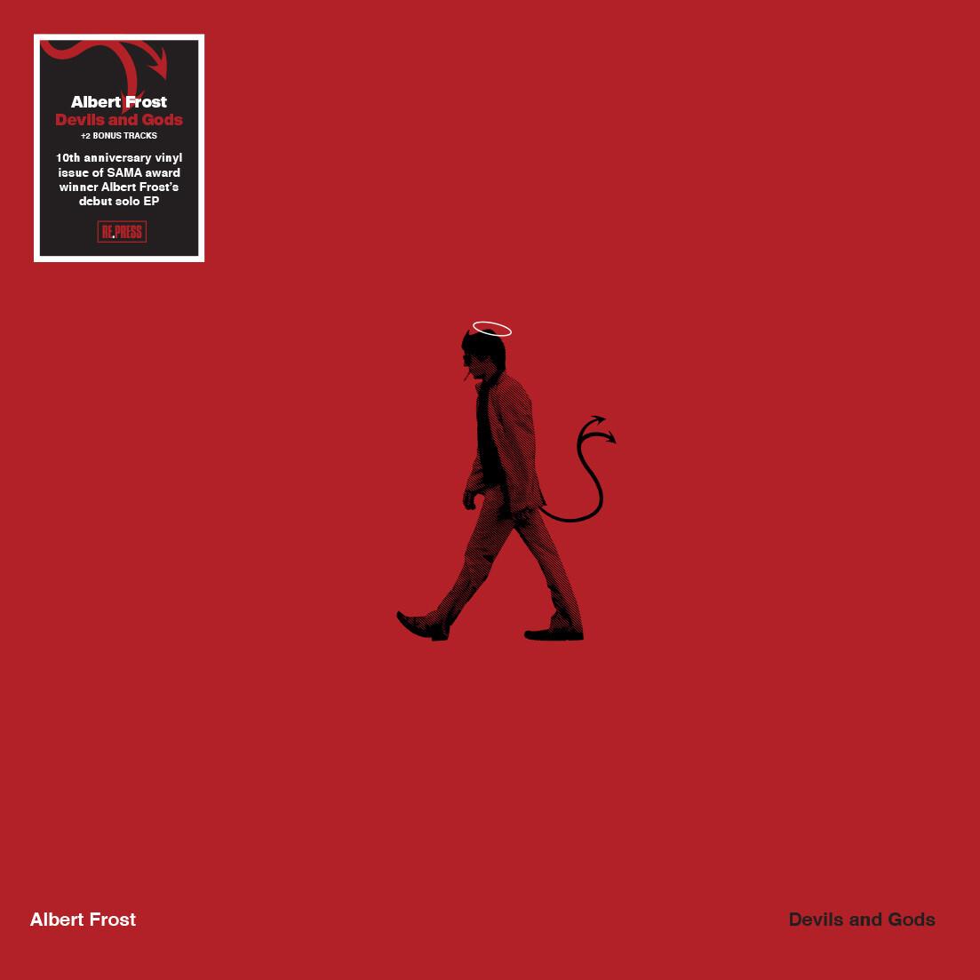 Vinyl: Albert Frost - Devils & Gods