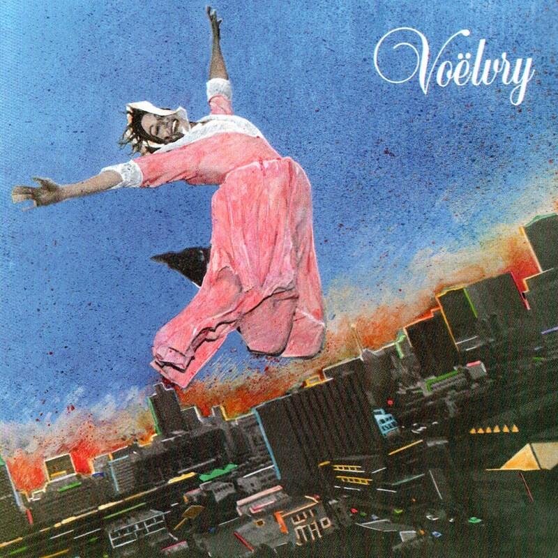 Vinyl: Various Artists - Voëlvry. Afrikaanse Musiek Vir Vandag