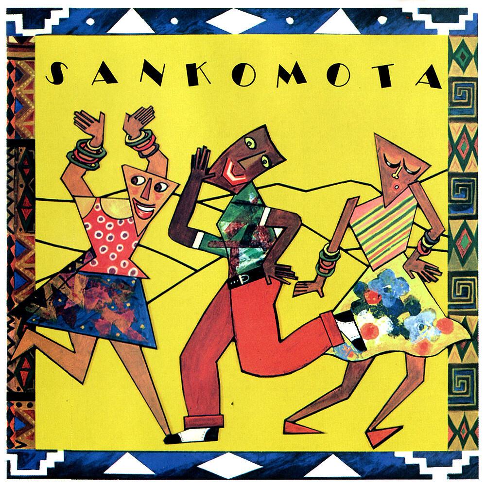 CD: Sankomota - Sankomota