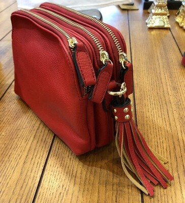 Tassel Five Section Bag