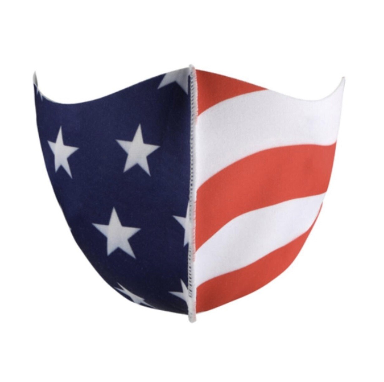 American Flag Stretch Face Mask