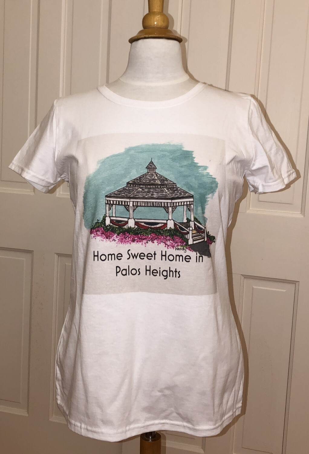 Home Sweet Home In Palos Heights T-Shirt