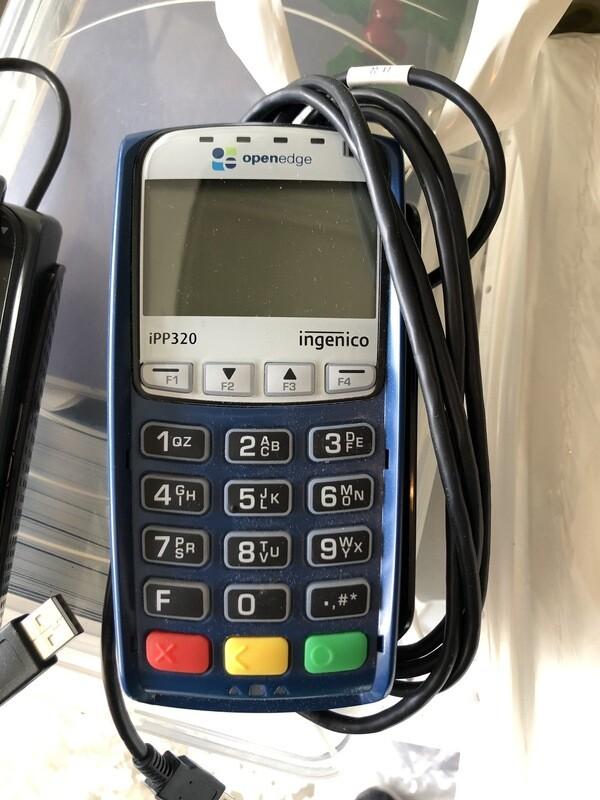Ingenico iPP320 Credit Card Reader