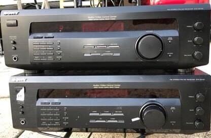 SONY Audio/Video Control Center STR-DE135
