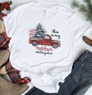 Hallmark Christmas Movie T-Shirt