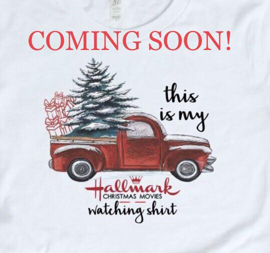 Hallmark Christmas Movie T-Shirt