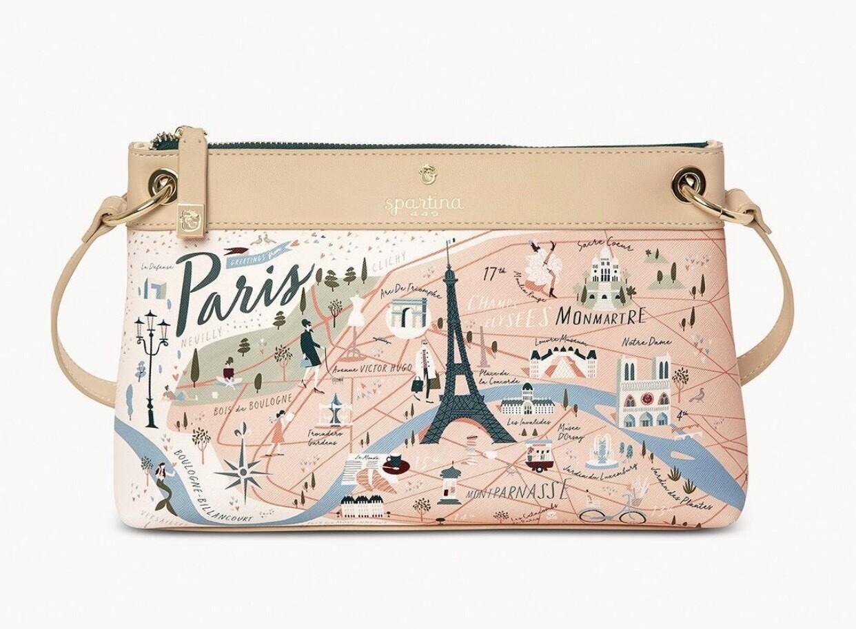 Paris Crossbody Bag By Spartina