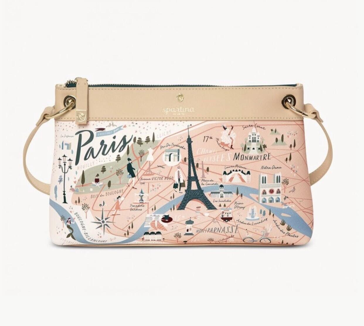 Paris Scout Wristlet
