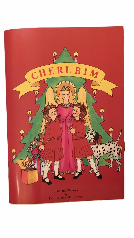Cherubim Children's Christmas Book By Dolly Biehl Evans