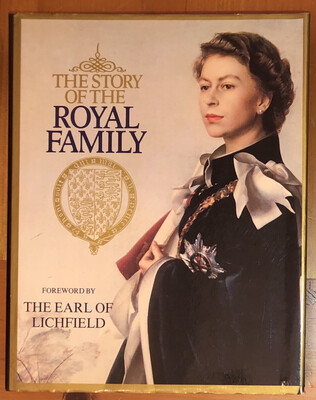 The Story Of The Royal Family Book