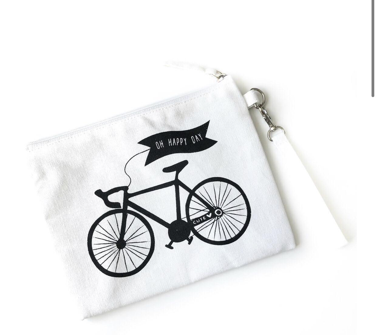 Bicycle Zip Bag