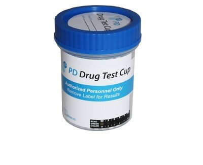 PD One-Step Urine Drug Testing Cup