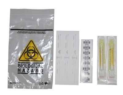 Laboratory Split Kit - Syringe