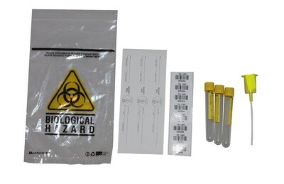 Laboratory Split Kit - Vacutainer