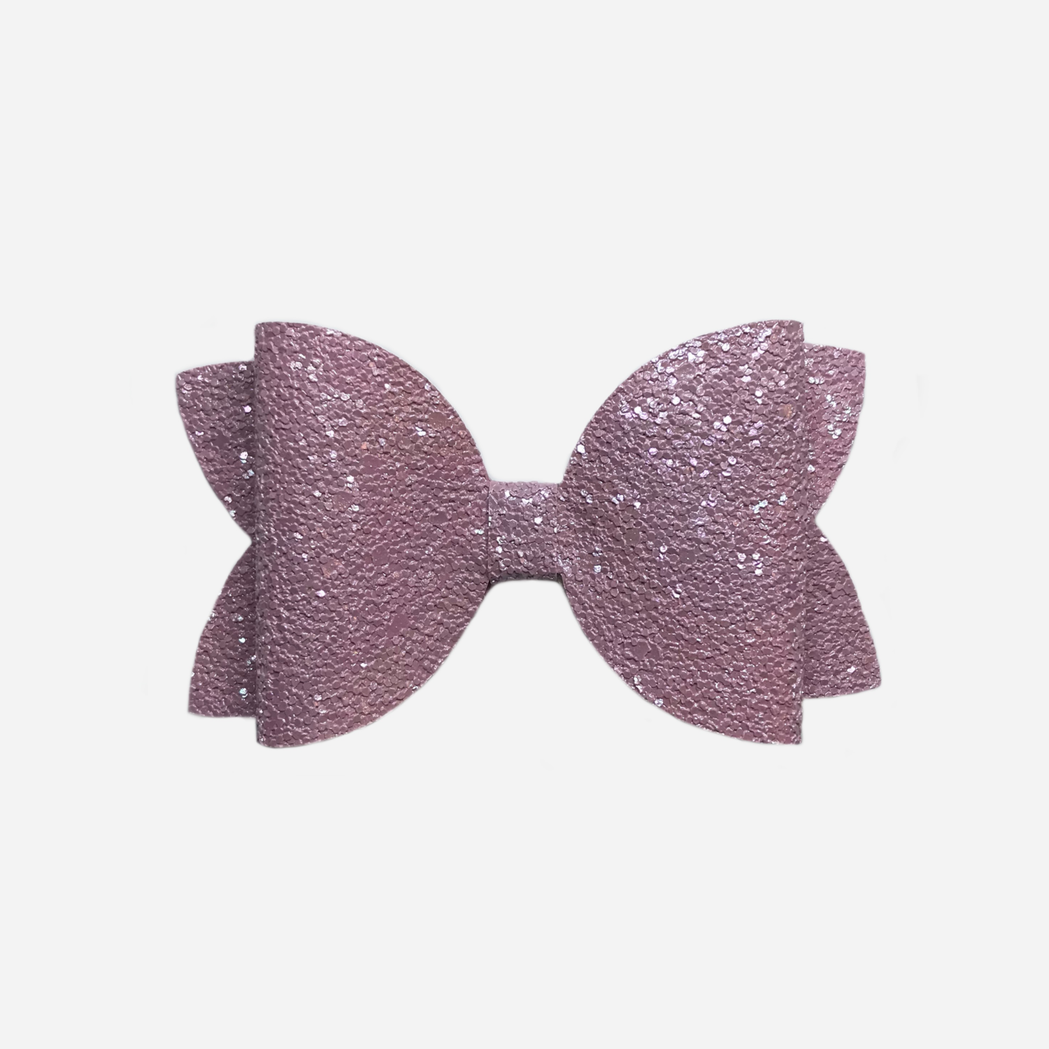 Baby Pink Sparkle Bow