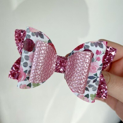 Limited Pretty in Pink Bow
