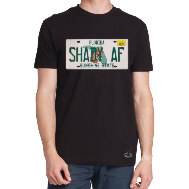 SHADY AF TAG TEE