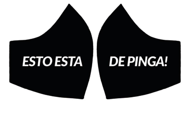 ESTO ESTA DE PINGA MASK