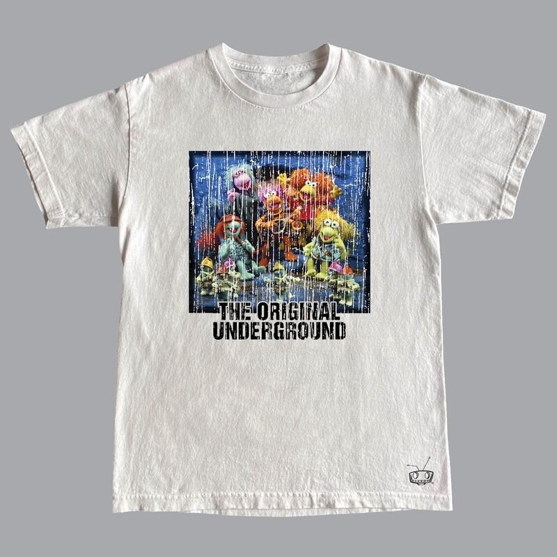 ORIGINAL UNDERGROUND WHITE