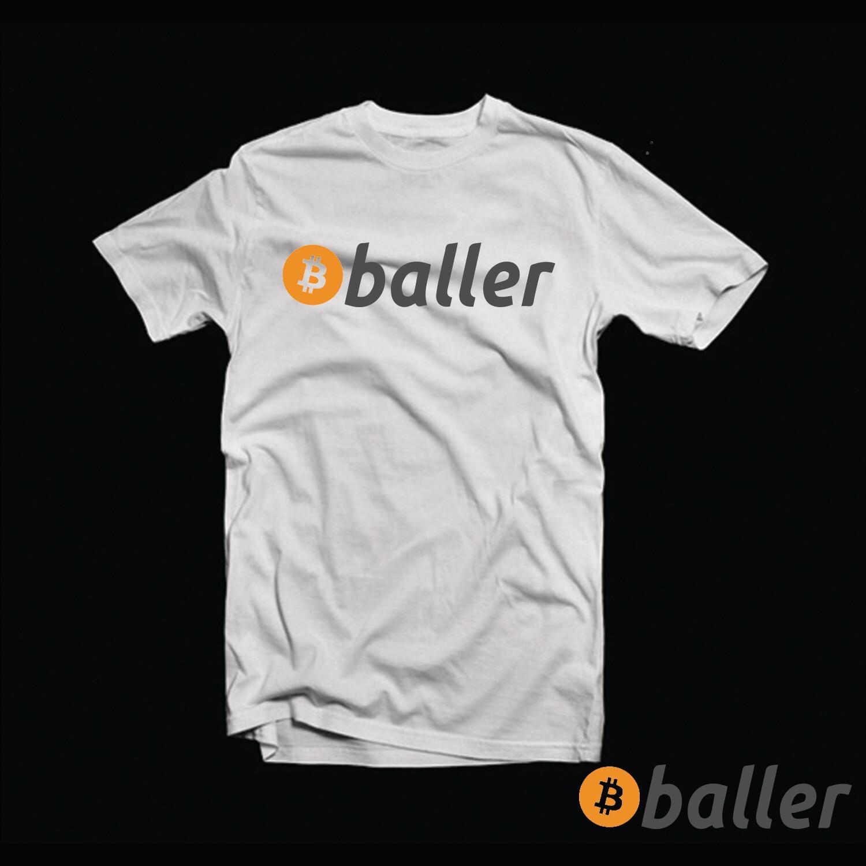Bitcoin - Baller tee