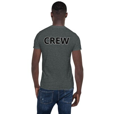Tribe Brand CREW Short-Sleeve Unisex T-Shirt