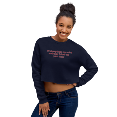 Tribe Brand Crop Sweatshirt