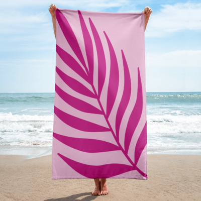 Tribe Brand Beach Towel