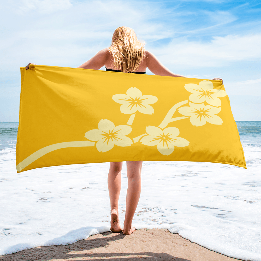 TRIBE Brand Beach Towel