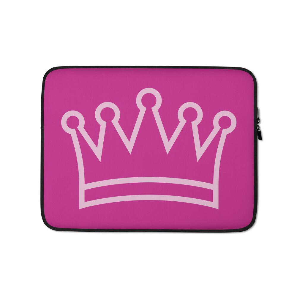 Tribe Brand Crown Laptop Sleeve