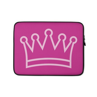 Tribe Brand Crown Laptop Sleeve