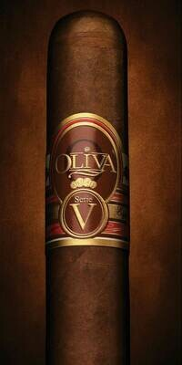 Serie V Double Robusto