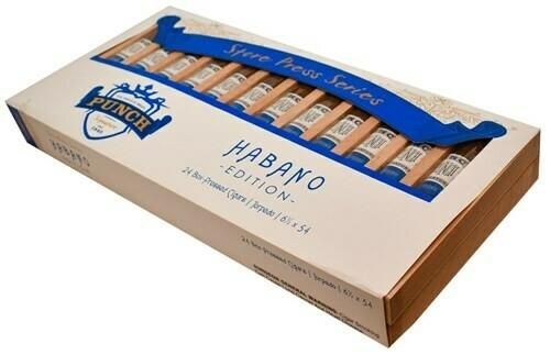 Punch Store Press Habano Torpedo 24 ct. box