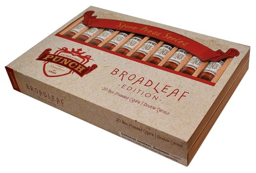 Punch Store Press Broadleaf Edition 20 ct. box