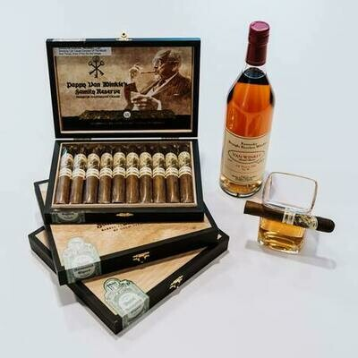 Pappy Van Winkle Family Reserve Robusto (5.25x52) Boxes of 10 Cigars