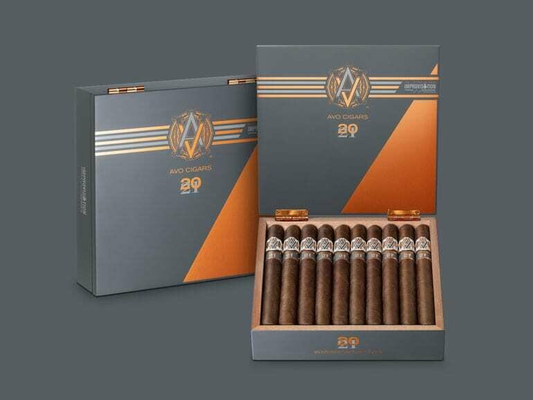 AVO Improvisation Series 2021 (7.5x50) Box of 20 Cigars