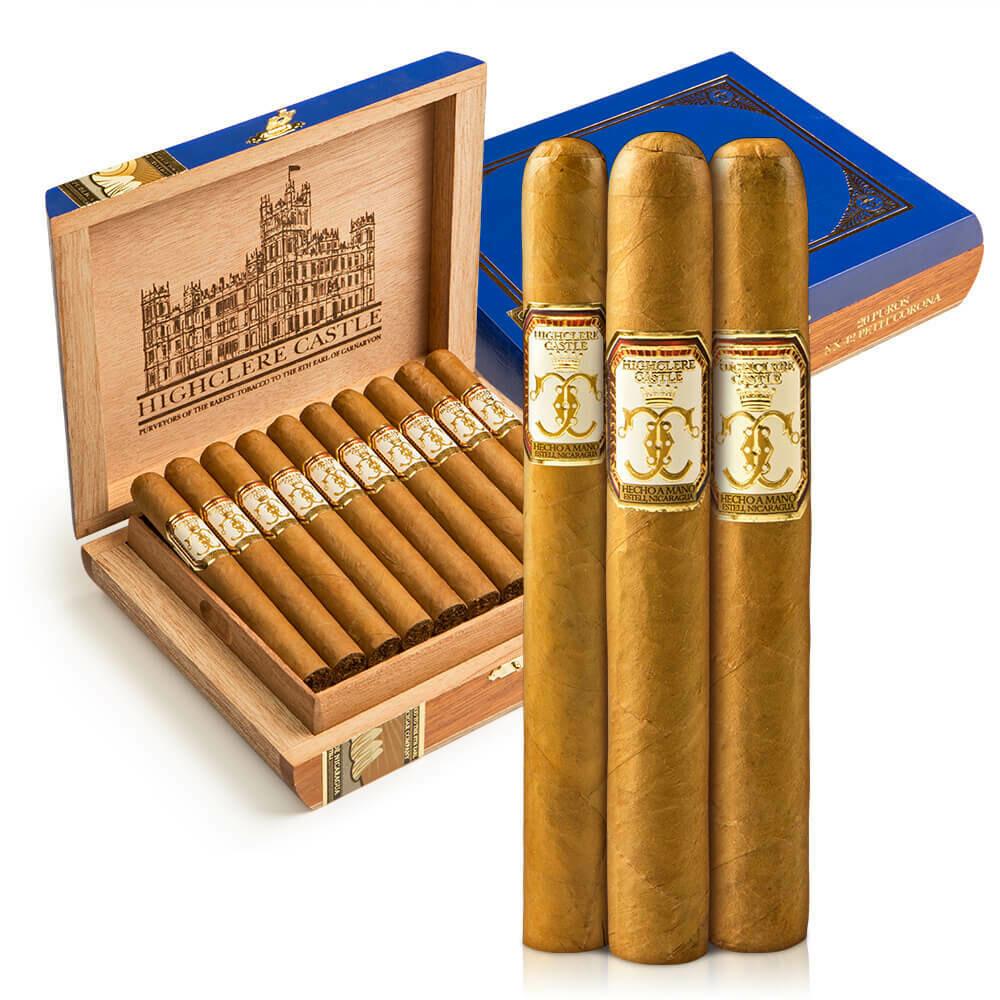 Foundation Cigars - Highclere Castle - Connecticut - Toro (6x52)
